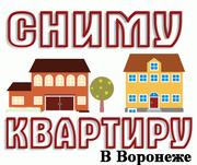 Сниму 1, 2 комнатную квартиру в Воронеже
