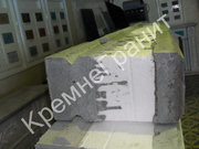 Оборуд.по теплоблокам 4-х слойн.и строймат под мрамор Кремнегранит 1