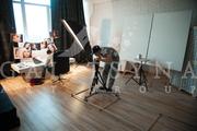 Шоу танцующий художник и составные картины в Воронеже