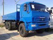 Бортовой автомобиль Камаз 5350-6017-42