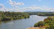 Дом и земельный участок  на берегу реки Дон