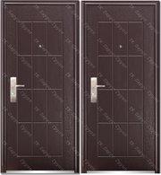 Двери эконом К13-1 для строителей