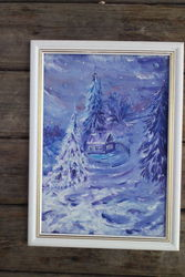 Рисование картин на заказ,  роспись декоративных композиций