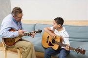 Игра на гитаре Воронеж обучение для детей