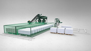 Оборyдование для производства газобетона,  пенобетона НСИБ