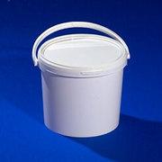 Ведро пластиковое 5 л для пищевых продуктов