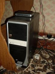 Продам компьютер для офиса. Intel Celeron,
