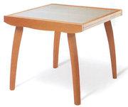 Стол кухонный,  85х60х85 см,  цв. белый.