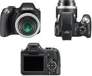 Цифровой фотоаппарат OLYMPUS SP-590 UZ (новый,  на гарантии)