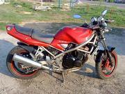 Продам мотоцикл Suzuki GFS 400V bandit