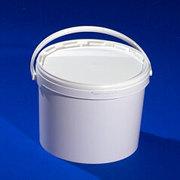 Ведро пластиковое 10 л для пищевых продуктов