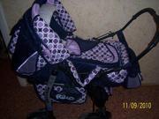 Срочно продам детскую коляску трансформер