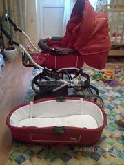 Продается коляска детская bebecar stylo.